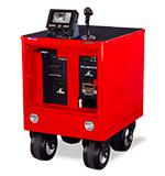 mobile destruction unit - most powerful degauss, destroy, and verification tools